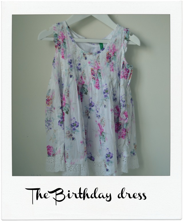 Birthday dress