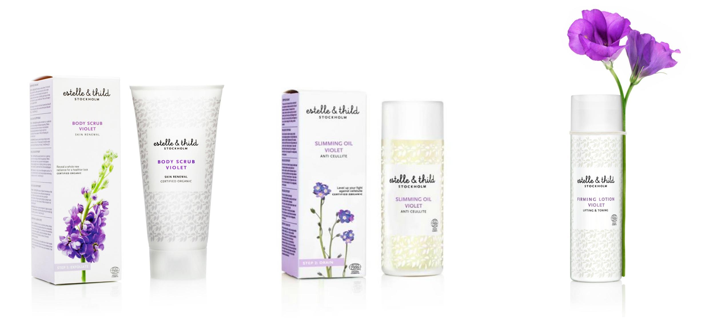estelle & thild pregnancy oil