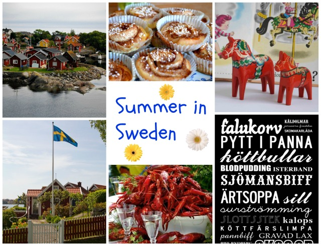 Sweden Collage