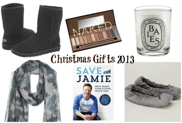 Christmas giftsCollage