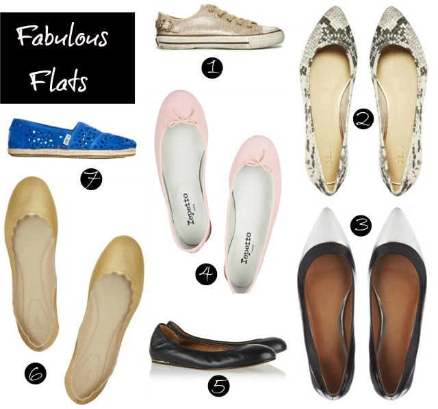 The best flat shoes