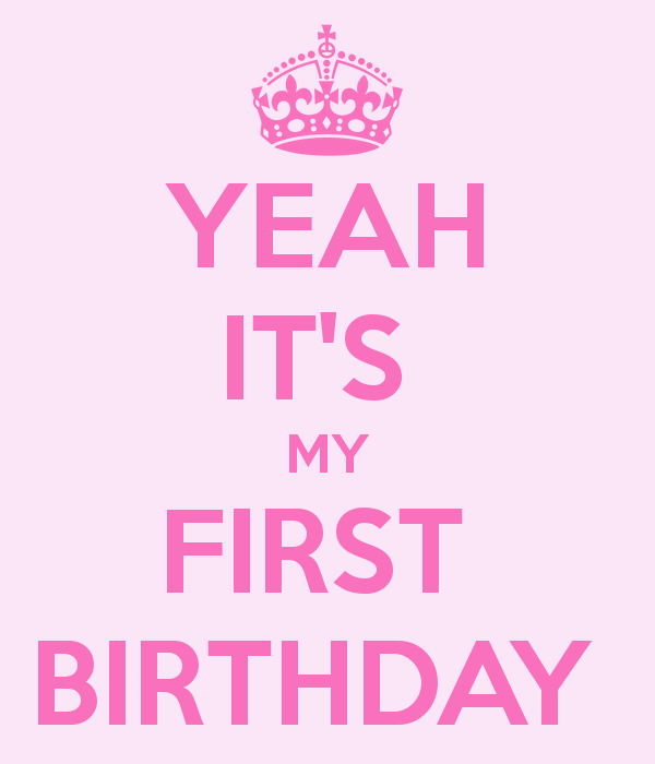 My First Blog Birthday!