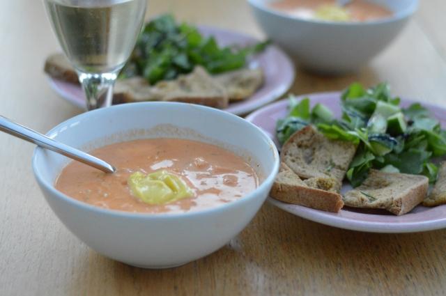 Fish Soup 1