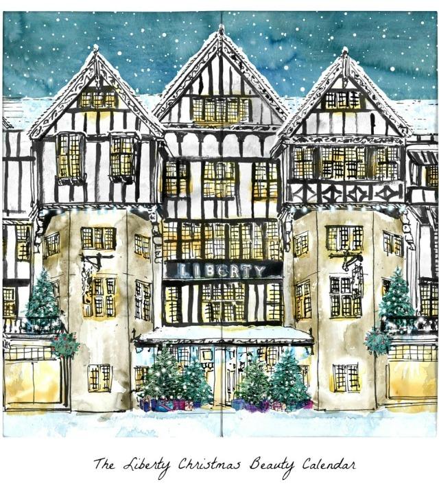 Liberty Christmas Calendar