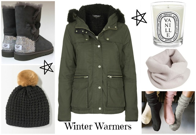 Winter Warmers Collage